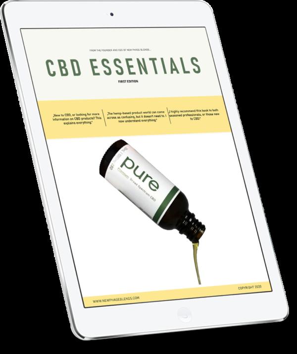 cbd book, cbd essentials, cbd ebook