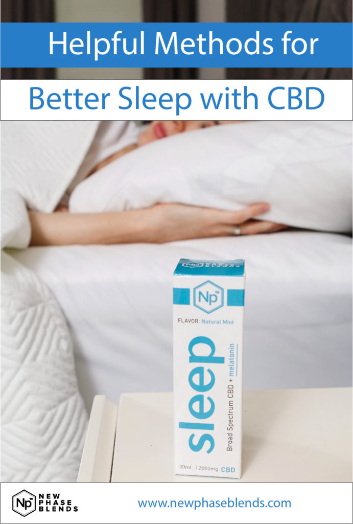 Better Sleep With CBD Featured