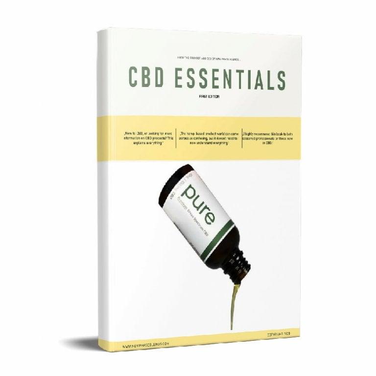 Cbd Essentials Cover