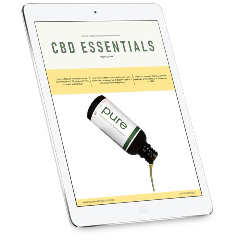 cbd essentials cbd book