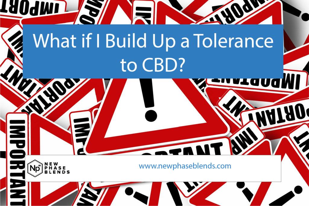 CBD Tolerance