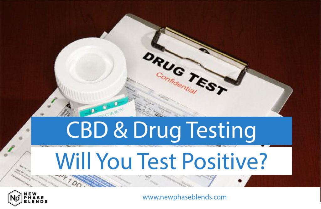 CBD and Drug Testing