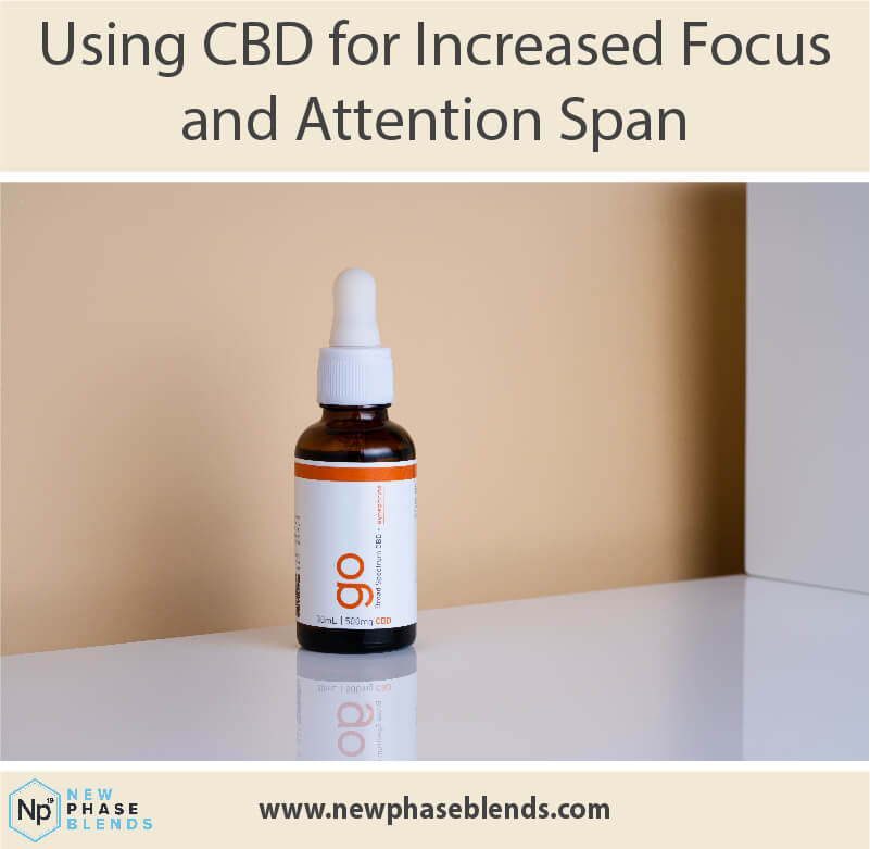 CBD for increased attention