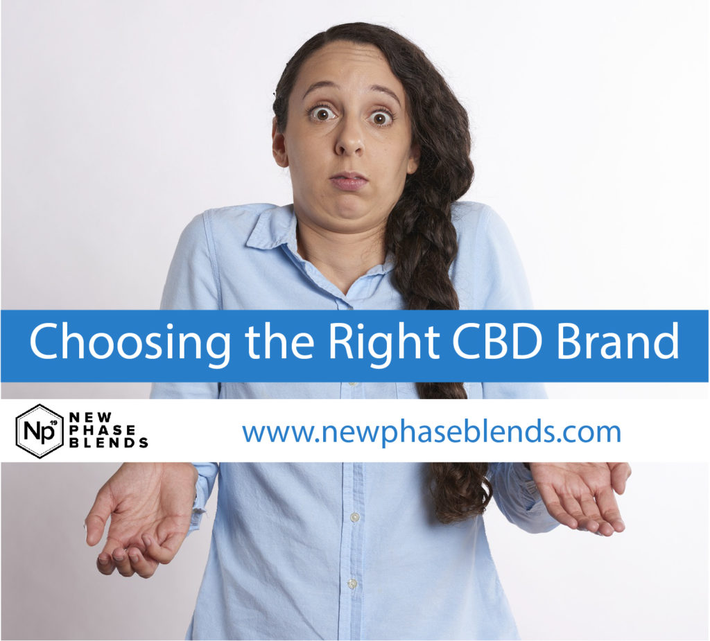 choosing a good cbd company