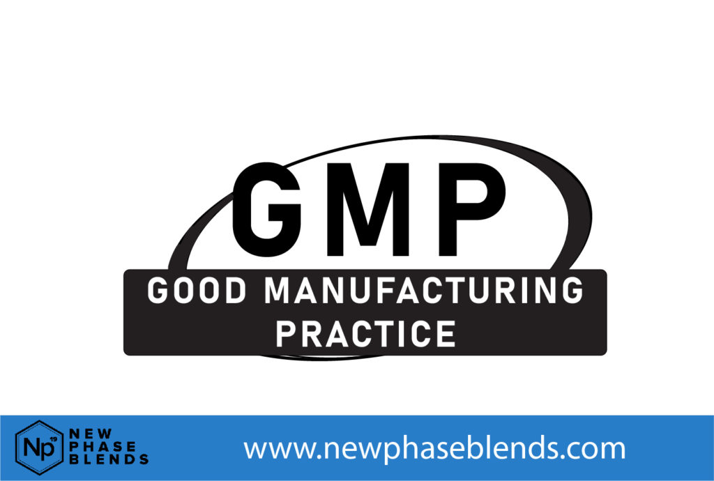 Choosing the Right CBD Brand GMP stamp