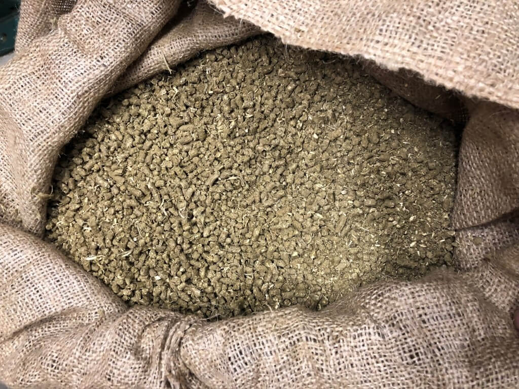 cbd extraction hemp biomass