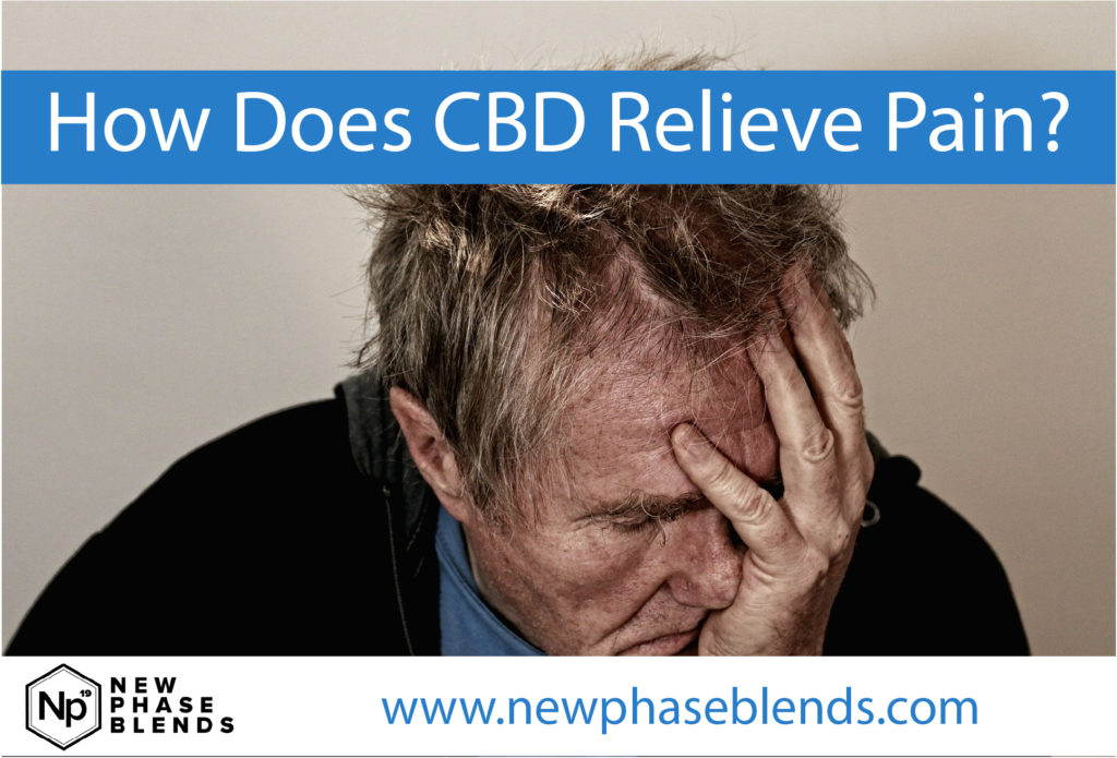 how does cbd relieve pain