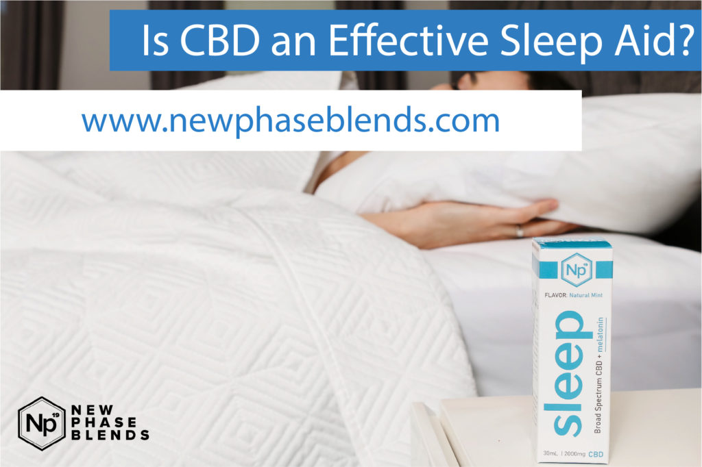 Is CBD an effective sleep aid