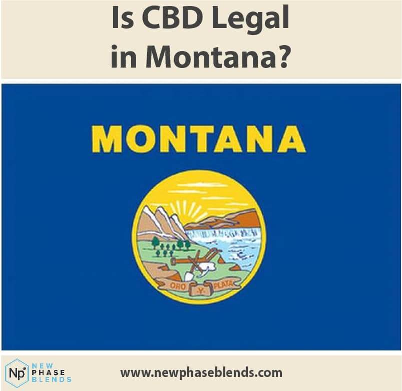 Are Cbd Products Legal In Montana