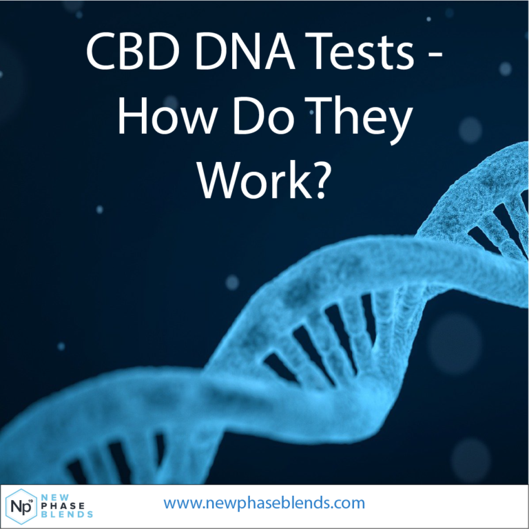 CBD DNA Test Double Helix
