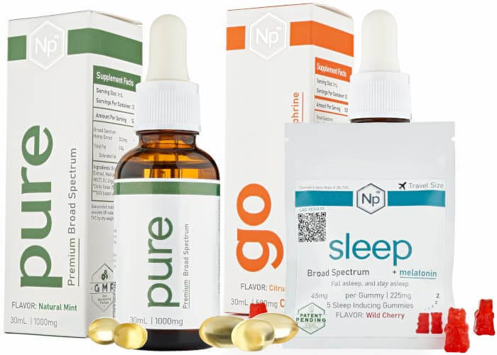 Cbd Products By New Phase Blends