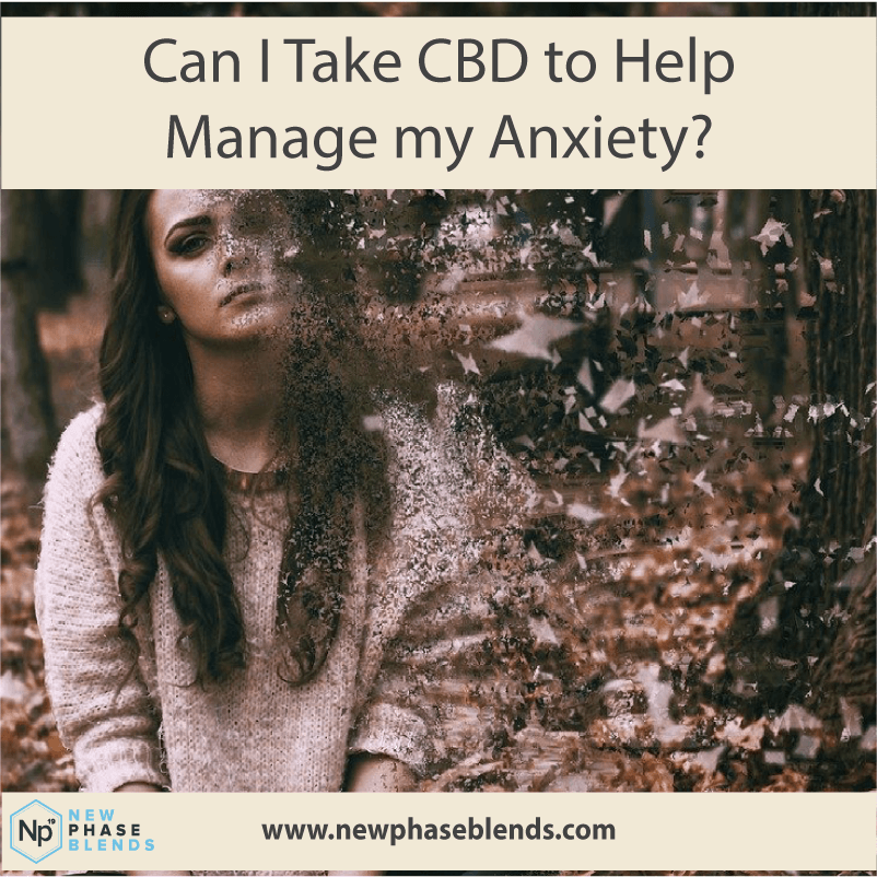 Can I take CBD for anxiety