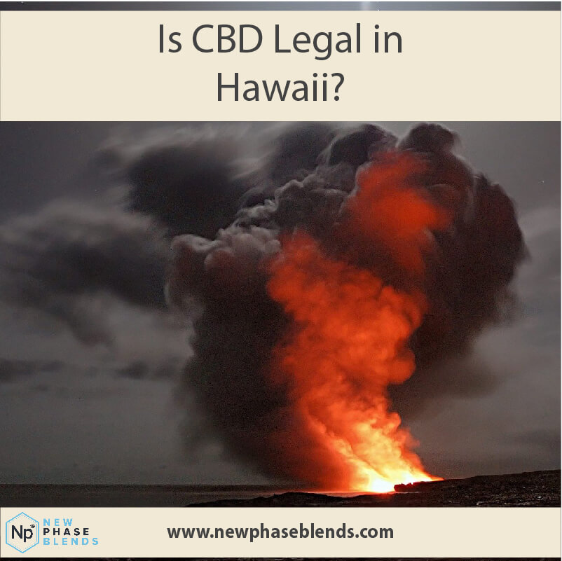Is CBD legal in Hawaii Main Image
