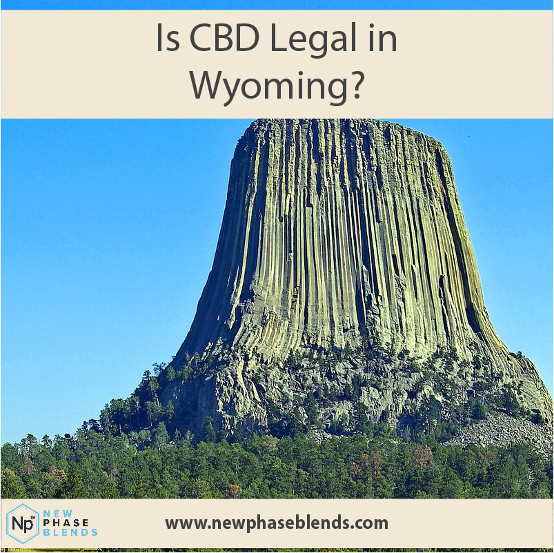 Is CBD legal in Wyoming Main Image