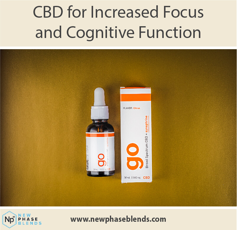 CBD for focus featured