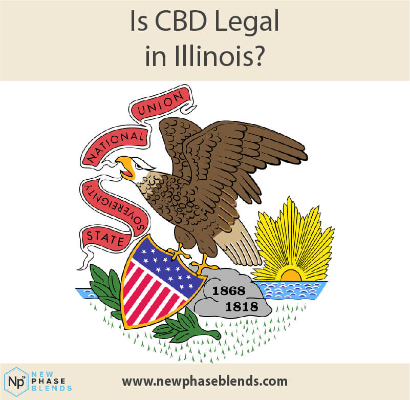 Is CBD legal in Illinois featured