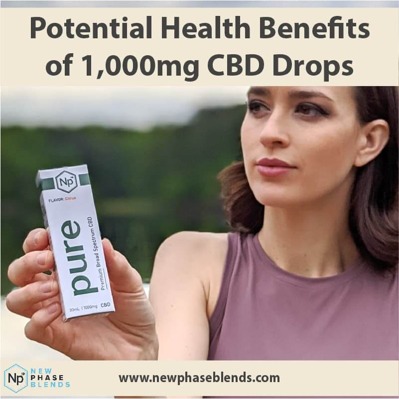 Benefits of 1,000mg CBD article thumbnail