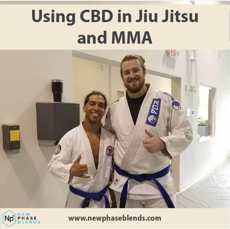 CBD in Jiu Jistu or MMA thumbnail