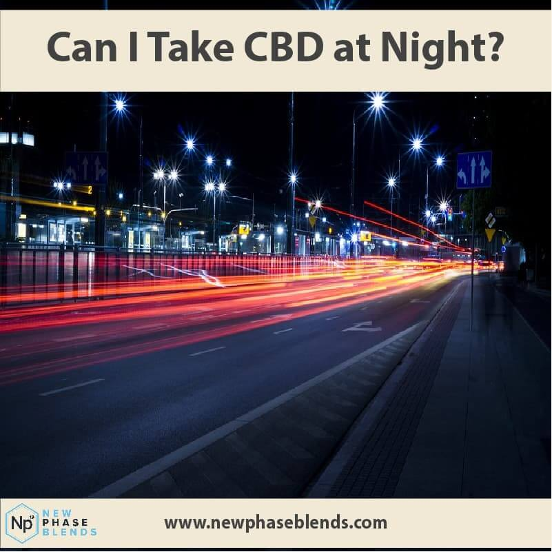 can you take CBD at night article thumbnail