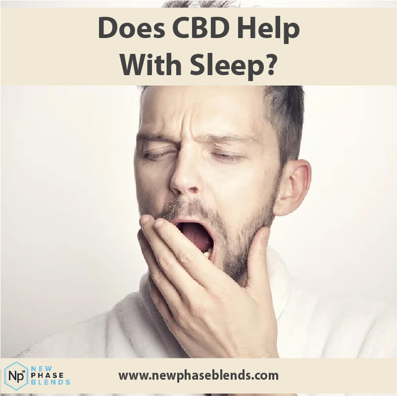 does CBD help with sleep