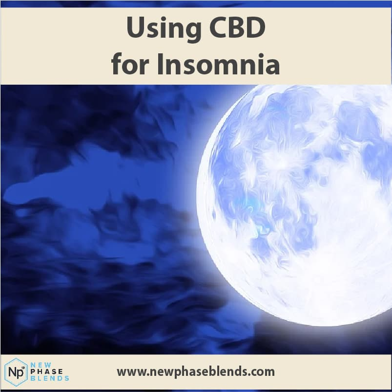 CBD for Insomnia article thumbnail