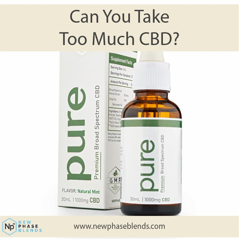Can you take too much CBD article thumbnail