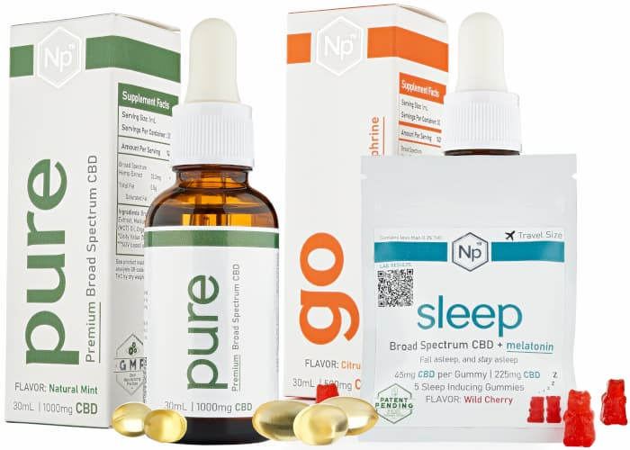 Oral CBD store near me products