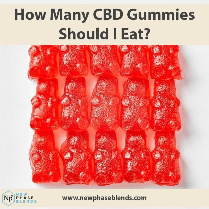 How many CBD gummies should I eat article thumbnail