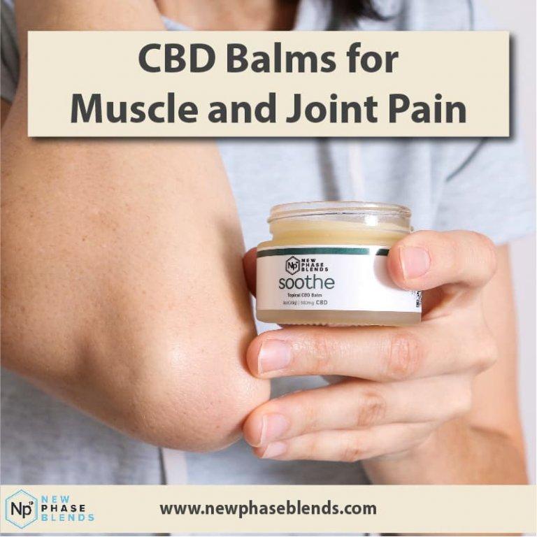 CBD Muscle balm article thumbnail