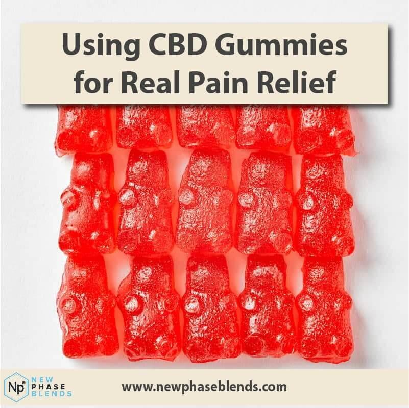 CBD gummies for pain thumbnail