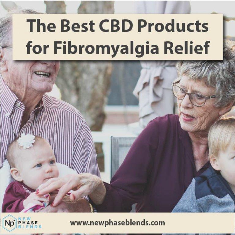 best CBD oil for fibromyalgia thumbnail