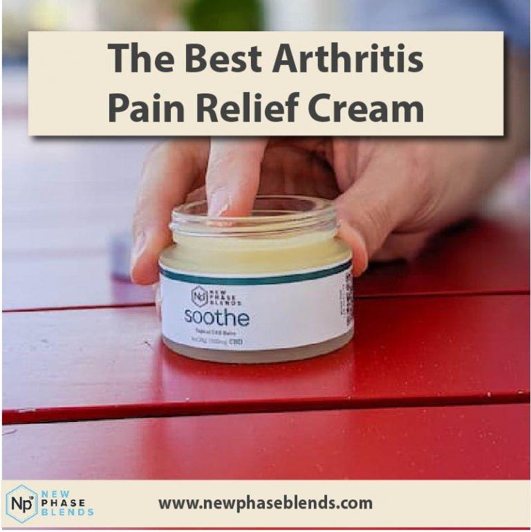 the best arthritis cream thumbnail