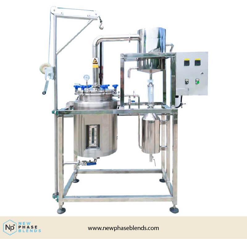 Cbd Distillation Machine