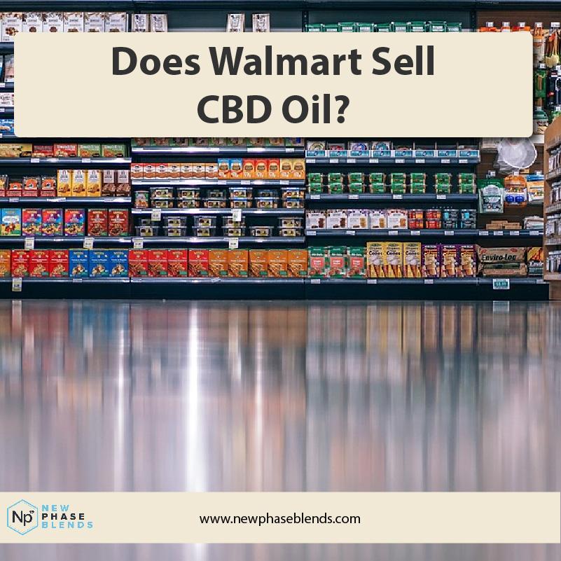 Does Walmart Sell Cbd Oil Thumbnail