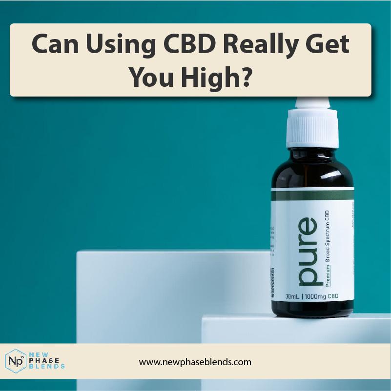 Can Cbd Get You High Thumbnail