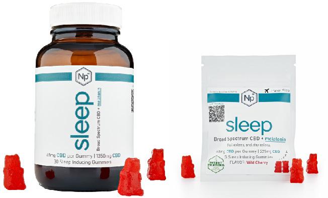 Sleep Gummies And Cbd Oil