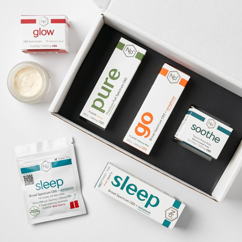 Cbd Products In A Box