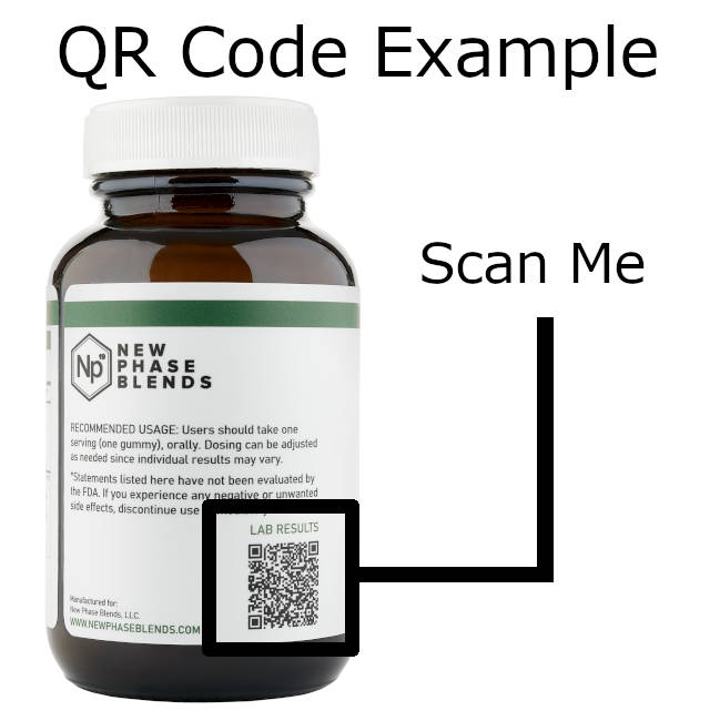 Product Qr Code Example
