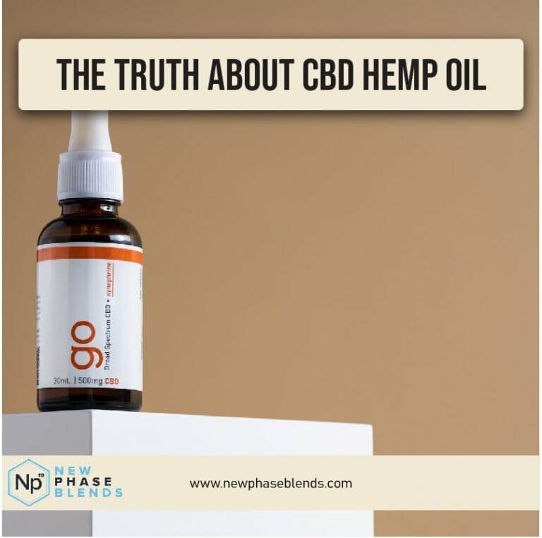 Cbd Hemp Oil Thumbnail
