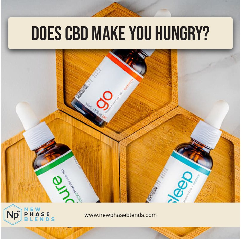 Does Cbd Make You Hungry Thumbnail