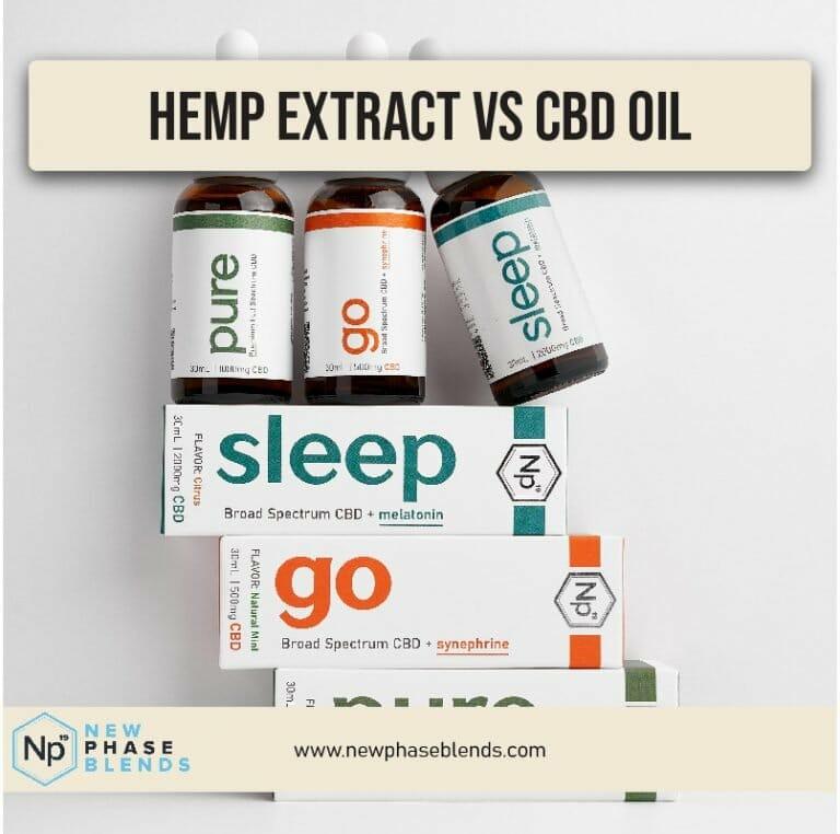 Hemp Extract Vs Cbd Oil Thumbnail