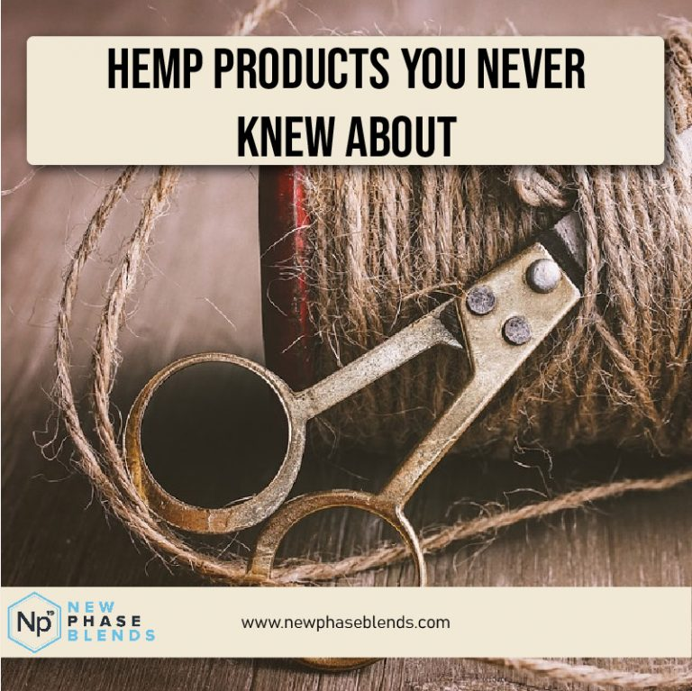 Hemp Products Thumbnail