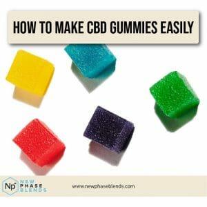 How To Make Cbd Gummies